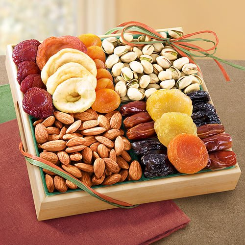 Pacific Coast Classic Dried Fruit Tray Gift