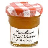 Bonne Maman Apricot Preserves Mini Jar – 1oz.