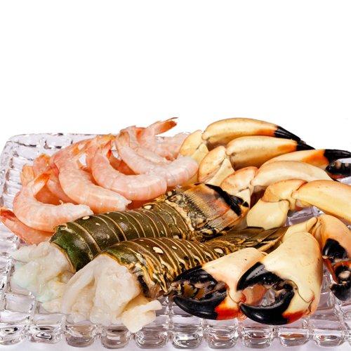 Fresh Seafood Sampler