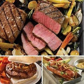 Omaha Steaks The Weekender Combo