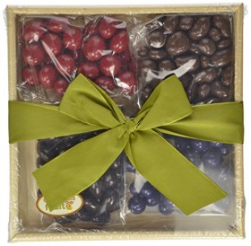 Golden State Fruit Chocolate Covered Bliss Fruit and Nuts Tray