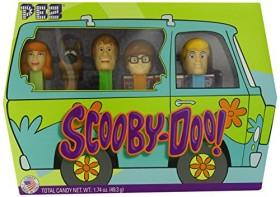 PEZ Scooby Doo Gift Set –  NET.WT 1.74 oz ( 49.3g )