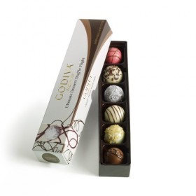 Godiva Chocolatier Ultimate Dessert Truffle Flight, 6 Count