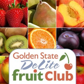 Golden State DeLite Monthly Fruit Club – 12 Month Club