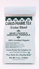 Camas Prairie Tea Organic (Rene Caisse's Original Formula) Trout Lake Farm Organ