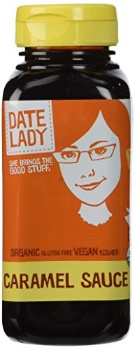 Date Lady Caramel Sauce in a Squeeze Bottle