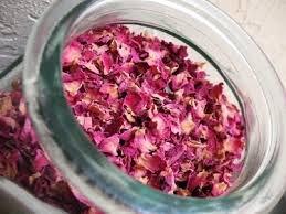 Kombucha Flavors: Organic ~ Dried Rose Petals ~ Flavoring Kombucha ~ 22g