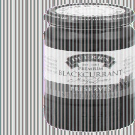 British – Duerr's Blackcurrant Preserves 454g