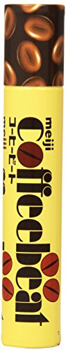 Meiji Choco Coffee Beat, 1.23-Ounce Units (Pack of 20)