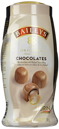 Baileys Irish Cream Liquor Filled Chocolates Turin, 1 Pound 1.6 Ounces