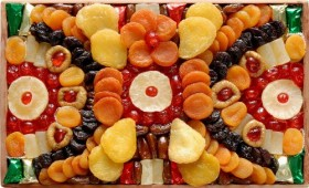 Broadway Basketeers Executive Collection Dried Fruit Gift Tray