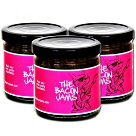 The Bacon Jams All Original 8oz (3-pack)