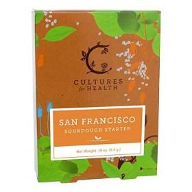 San Francisco Sourdough Starter