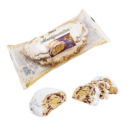 Oebel Marzipan Stollen 500g/17.6 Oz Baked in Germany