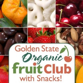 Organic Fruit and Snack Club – Select 3, 6, 9 or 12 Months (3 Month Option)