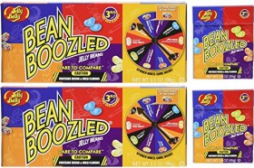 Jelly Belly Bean Boozled 2 Spinners and 2 Refills