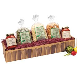 Gluten-Free Three Pastas/Two Sauces Gift Box