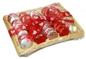 Milk Chocolate Covered Oreo Cookie Valentine's Gift Basket
