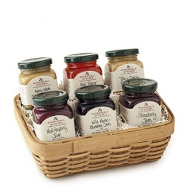 Stonewall Kitchen Sampler Gift Basket