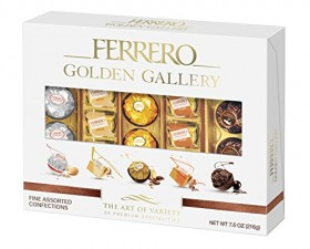 Ferrero Golden Gallery, 22 Count