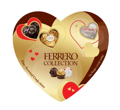 Ferrero Collection Heart, 10 Count
