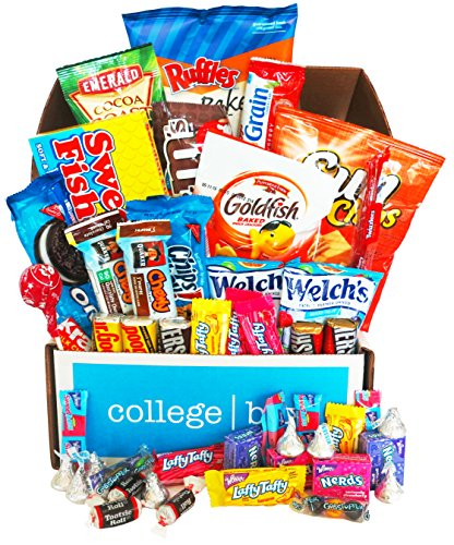 Classic Snacks Care Package (25 Count)