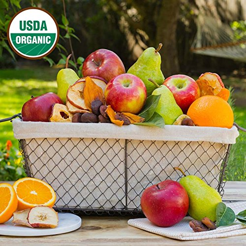 Simply Organic Fruit Basket – The Fruit Company