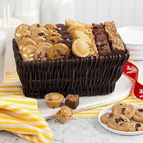 Mrs. Fields Classics – Assorted Cookies, Brownies and Muffins – Great for Valentine's Day