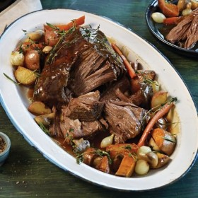 Omaha Steaks 1 (2 lb.) Fully Cooked Pot Roast