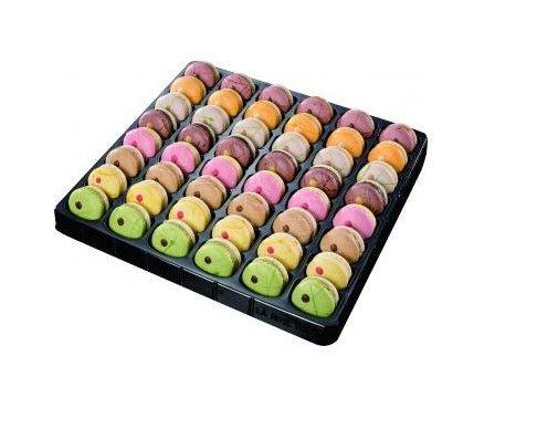 LeilaLove Macarons – Bite Size/mini (Petit fours) 30 Pieces