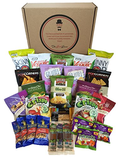 Gluten free and vegan healthy snacks care package by the good grocer gluten free and vegan healthy snacks care package by the good grocer 27 count negle Gallery