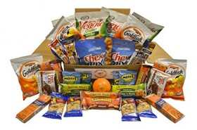 Healthy Snack Box – 36 Individually Wrapped Snacks