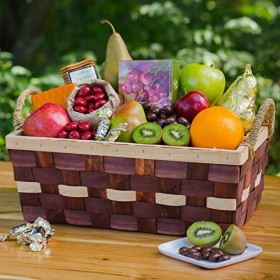Harvest Grand Fruit Basket – The Fruit Company