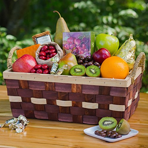 Harvest Grand Fruit Basket – The Fruit Company