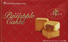 Pineapple Cake Dessert Buttery Holiday Gift 27.1 Oz