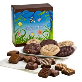 Fairytale Brownies Easter Cookie & Morsel Combo Gift Box