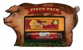 Hillshire Farm Piggy Pack – 8.5 Ounce Sausage and Cheese Gift Pack