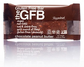 The GFB Peanut Butter & Chocolate, 2.05-Ounce (Pack of 12)