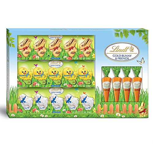 Lindt Easter Chocolate Novelty Pack, 7 Ounce