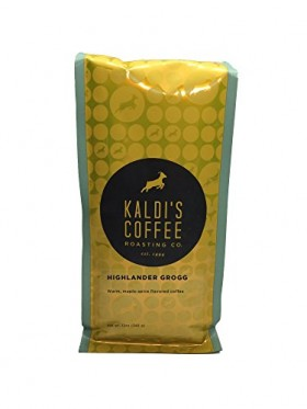 Kaldi's Coffee Roasting Co – Highlander Grogg – 12oz Foil Bag