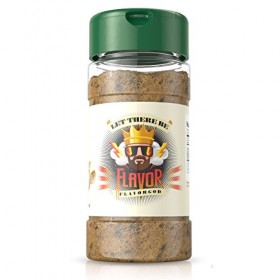#1 Best-Selling 5oz. Flavor God Seasonings (Garlic Lovers Seasoning, 1 Bottle)