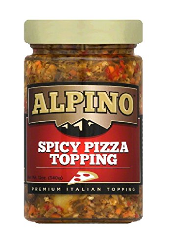Spicy Pizza Topping 12 Ounces (Case of 6)