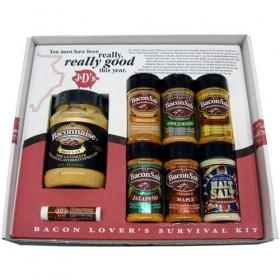 J&D's Bacon Lover's Survival Kit Gift Pack
