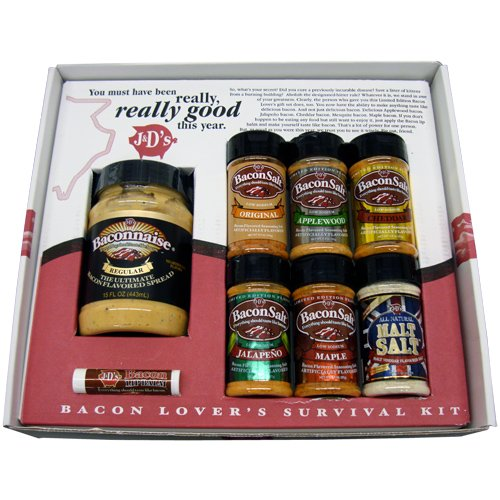 J&D's Bacon Lover's Survival Kit Gift Pack
