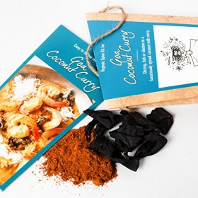 Indian Spice Kit for Goa Coconut Curry – Organic Curry Spice Blends by Masala Mama